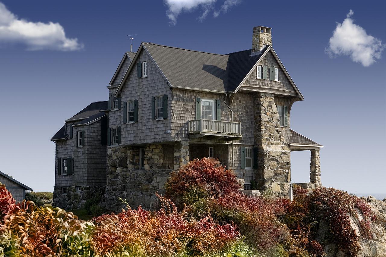 Le choix d'une maison